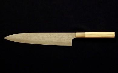 越前打刃物 包丁 牛刀(刃渡り長め)