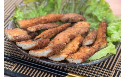 サクサクおいしい臼杵の地魚!「太刀魚フライ」180g×5パック