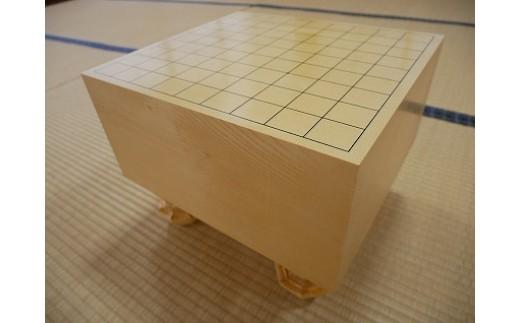 【将棋盤】新カヤ60号(足付き)
