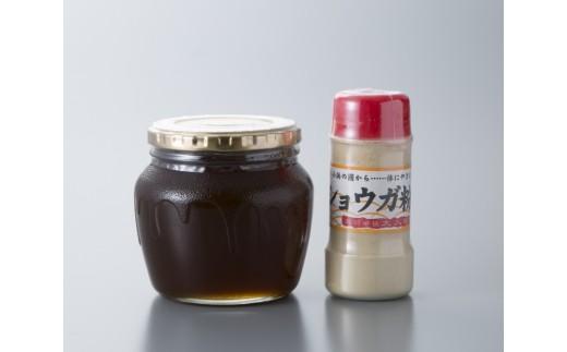 B20 レンコンオリゴ糖・生姜粉末セット[髙島屋選定品]