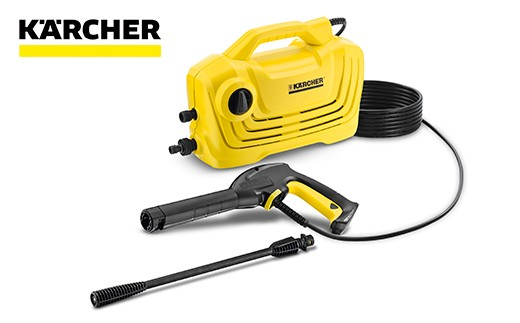 【02-079】ケルヒャー 高圧洗浄機K2クラシック