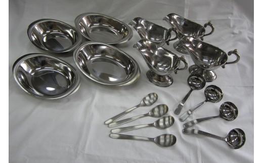 1803003 IKD カレー皿フルセット