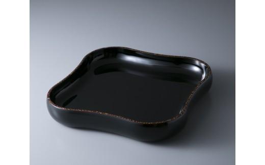 L1 若狭塗盛器(菓子器)[髙島屋選定品]
