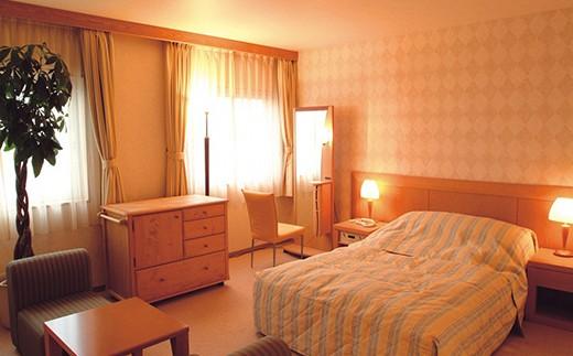 【3P】西山公園が展望できる眺め抜群のホテル『サバエ・シティーホテル』利用券 [E00302]