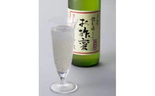 F3 飲む酢 お酢蜜6本セット[髙島屋選定品]