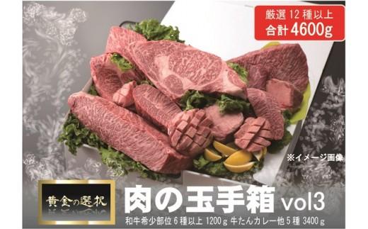 F047 肉コンシェルジュ厳選!肉の玉手箱VOL.3