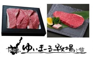 <限定>【石垣牛KINJOBEEF】ステーキ用 700g