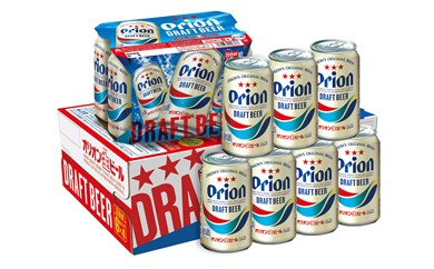 【V001】オリオンドラフト350ml×24缶【90pt】