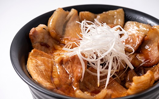 [X011]三千里 ナイタイ高原牧場の十勝豚丼<約6食分>