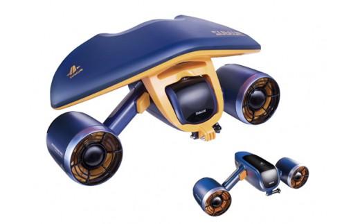 (1458)夏だ!海を遊びつくせ!SUBLUE WHITESHARK MIX 水中スクーター