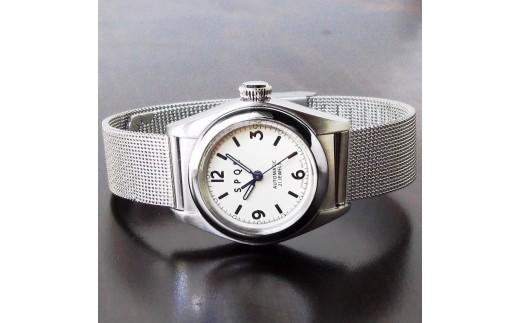 013-019 <腕時計>SPQR Ventuno fs 文字盤アイボリー