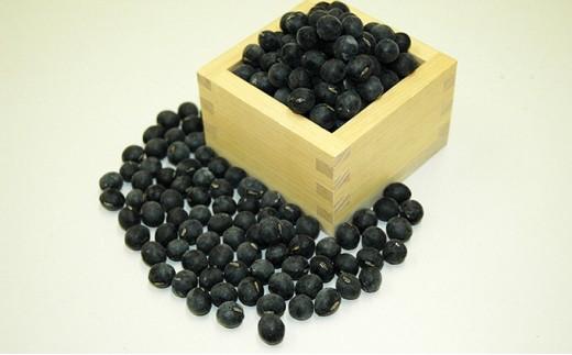 [№5845-1311]兵庫県丹波市産黒大豆 500g袋×2個入