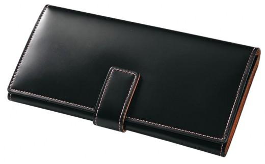 SOMES CNT-01 長財布(ブラック)