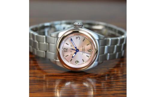 013-020 <腕時計>SPQR Ventuno fs 文字盤ピンク