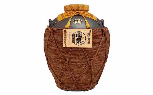 2016 43度3年古酒「瑞泉壷1斗(巻)」