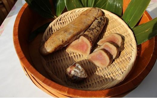 [№5901-0488]北海道礼文島産 真鱈の子燻製(たらこ)500g