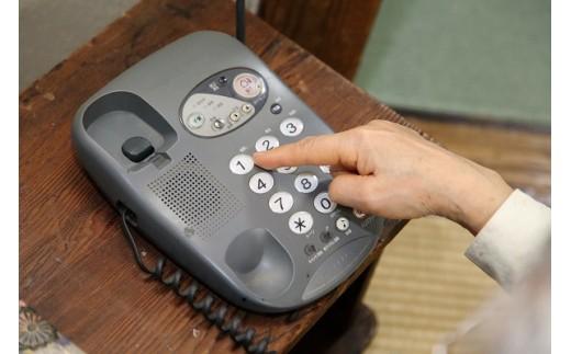 M-1 郵便局のみまもりサービス「みまもりでんわサービス 固定電話(6か月間)」