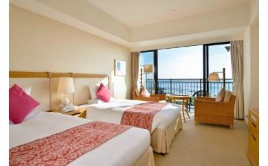 サザンビーチホテル&リゾート沖縄  スーペリアオーシャンビュー ツイン2名様ご利用(朝食付)