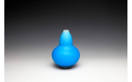 碧蒼釉瓢形瓶【限定1点】_0T03