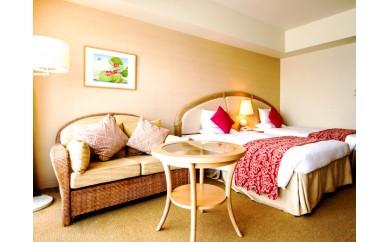 サザンビーチホテル&リゾート沖縄  スーペリアハーバービュー ツイン2名様ご利用(朝食付)A日程