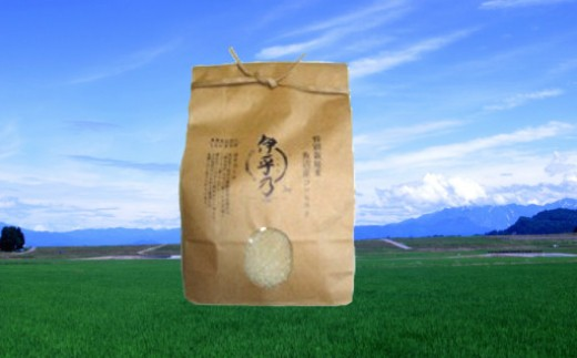 魚沼コシヒカリ 特別栽培米