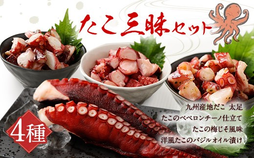 Q1802 カイセイ「蛸三昧セット」