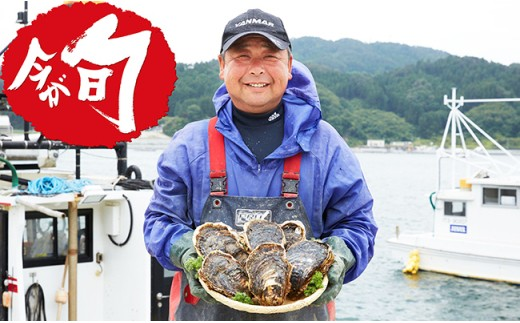 かき小屋広田湾の岩牡蠣【5月~8月期間限定】