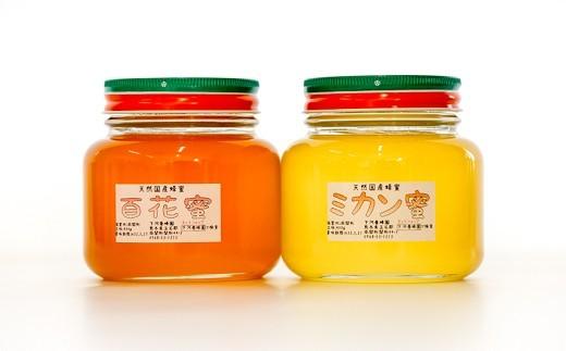Y04-1 百花蜜とみかんの蜂蜜