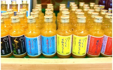 (10,000pt)みかんストレートジュース「くまのそだち」(小瓶180ml)12本