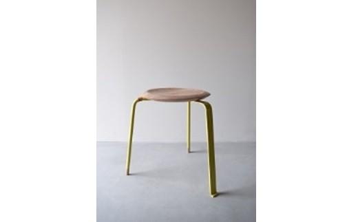 12MA13 Tone stool / Yellow