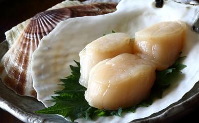 [№5708-0495]北海道枝幸産 冷凍ほたて貝柱1kg