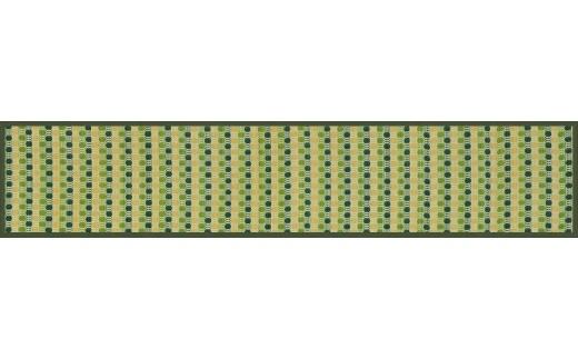 AA-0128  お手入れフリーキッチンマット裏貼り(43×180)(色:グリーン)