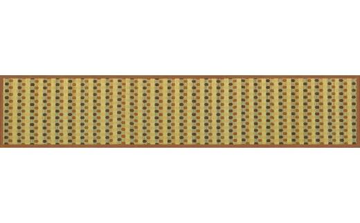 AA-0127  お手入れフリーキッチンマット裏貼り(43×180)(色:ブラウン)