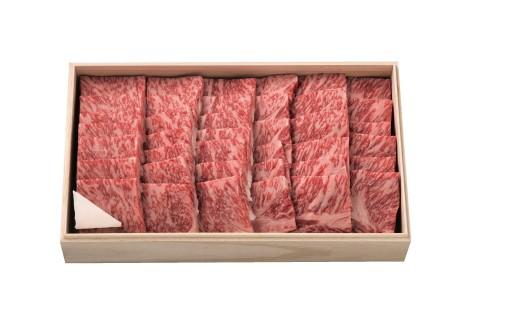 FY18-649 山形牛 焼肉用(4等級以上)