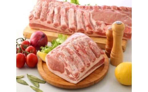 D-14. 桃豚ロースブロック肉3.5kg
