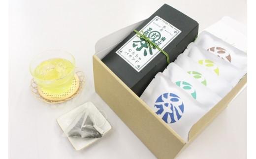 【期間限定】お茶と村抹茶パウンドケーキのお中元