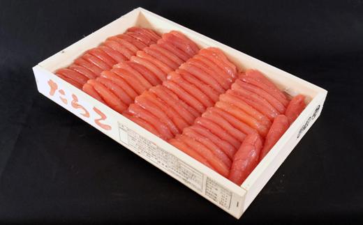 [№5723-0266]たらこ(木箱入り)【2kg】