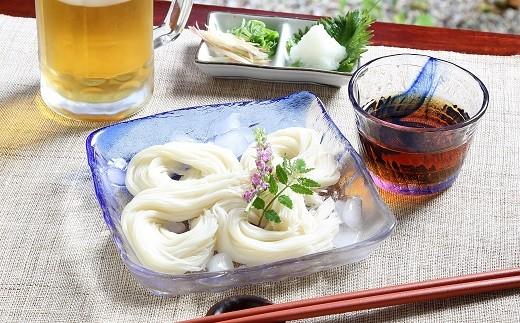 A-41.【天下分け麺の戦い】極細そうめん神舞 vs 太麺 食べ比べセット KF-31