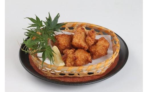 A1-64.国産鶏もも肉のから揚げ1600g