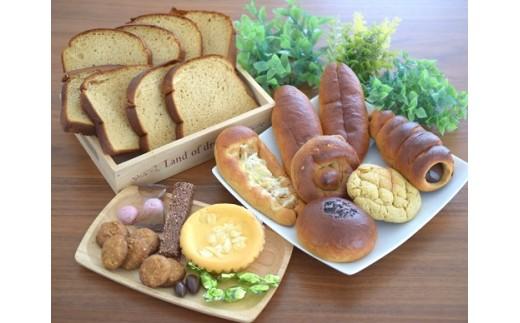 糖質制限のパン&スイーツ