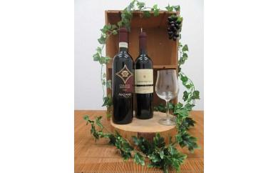 サルバライ〈イタリアワイン赤〉ペアセット 各750ml 計2本