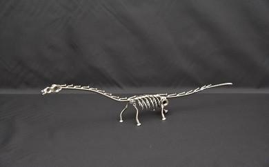 オールステンレスネジ恐竜 ブラキオサウルス