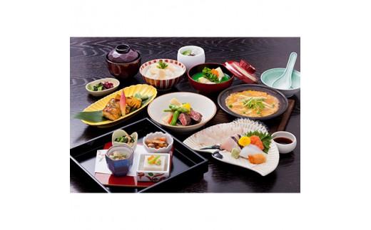 「京都・美先」特別ディナー「京の夕餉会席ペア」コースお食事券(2名様1組)