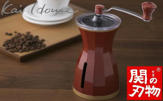 H23-16 カイハウスコーヒーミル蒔絵