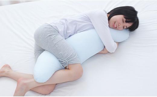 はじめての抱き枕(妊婦・マタニティー・横向き睡眠用)
