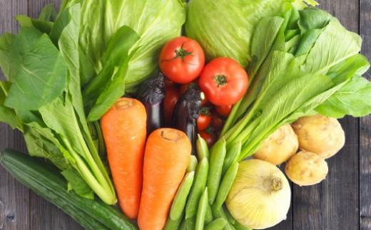 吉備中央町の野菜詰め合わせAセット