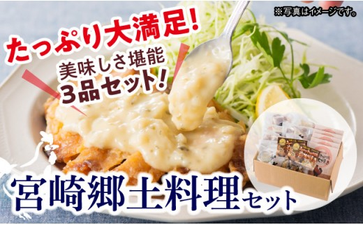 9-02宮崎の味!郷土料理セット