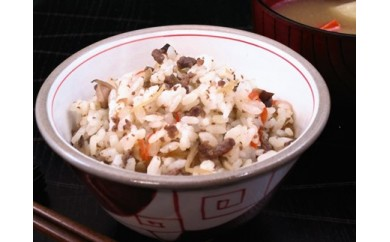D076 米沢牛 まぜご飯の素