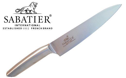 H10-29 SABATIER/サバティエ オリジナルオールステンレス牛刀包丁