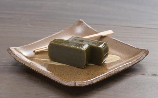 【2-30】伊勢茶2種とお茶生羊羹セット